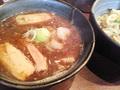 つけめんTETSU:つけ麺・チャーシュー