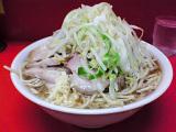 神田神保町店9杯目:小豚・麺固め・ニンニク