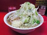 神田神保町店10杯目:小豚・麺固め・ニンニク