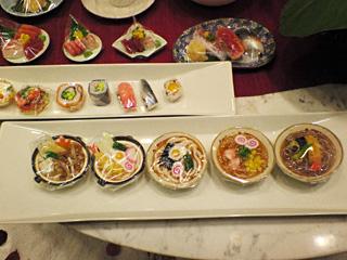寿司&麺類