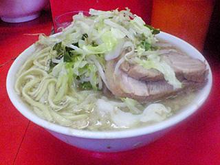 三田本店:小・麺固め