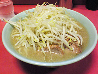 歌舞伎町店:小豚・麺固め
