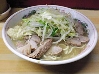 品川店:小豚・麺固め・ニンニク