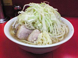 神田神保町店:小豚・麺固め・ニンニク