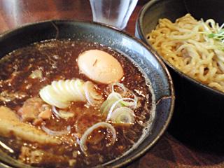 つけめんTETSU:つけ麺大盛・チャーシュー・味玉