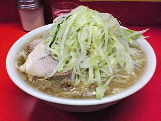 ラーメン二郎 神田神保町店:小・麺固め
