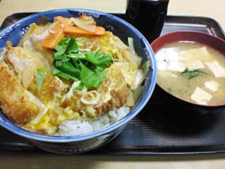 動坂食堂のカツ丼